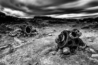 B29 crash site, Bleaklow