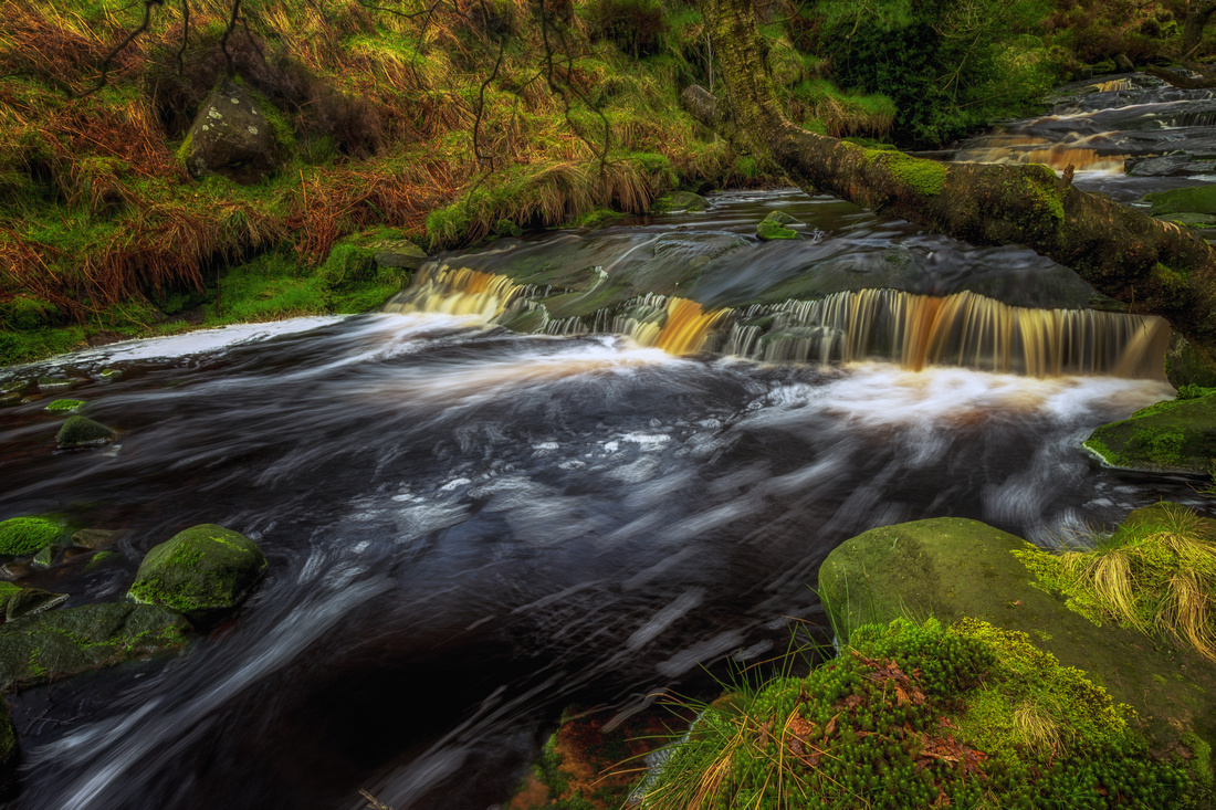 Black Clough Waterflow III
